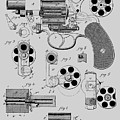 Revolving Fire Arm Patent 1881 by Chris Smith
