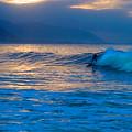 Ride At Daybreak by Ron Regalado