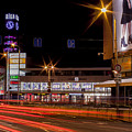 Riga By Night by Christian Hallweger