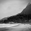 Rio De Janeiro Beach by Mao Lopez