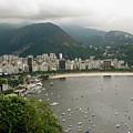 Rio De Janeiro Vi by Brett Winn