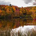 Ripshin Lake by Mel Hensley