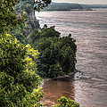 River Bluff View by Larry Braun