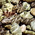 River Rocks by Francesa Miller
