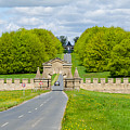 Road To Burghley House by Shanna Hyatt