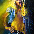 Robert Plant 01 by Miki De Goodaboom