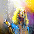 Robert Plant 02 by Miki De Goodaboom