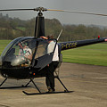 Robinson R22 Beta by Tim Beach