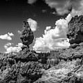 Rock Formations Of Bryce Canyon by Bob Cuthbert
