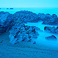 Rock Formations On The Coast, Central by Panoramic Images