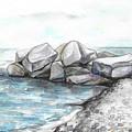 Rocks by Yana Sadykova