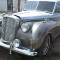 Rolls Royce Silver Wraith by Frederick Holiday