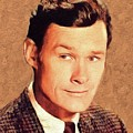 Ron Hayes, Vintage Actor by John Springfield