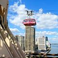 Roosevelt Island Tram by Ed Weidman