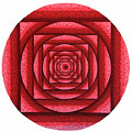 Root Chakra by Helen Normandeau