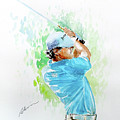 Rory Mcilroy 2011 by Mark Robinson