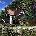 Roses House by Dominic Davison
