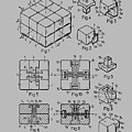 rubik's cube Patent 1983 by Chris Smith