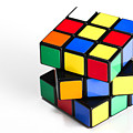 Rubiks Cube by Photo Researchers