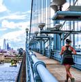 Running The Bridge by Carol Ward