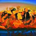 Rustler's Roost by Michael C Crane