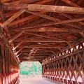 Sachs Bridge by Eric  Schiabor