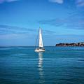 Sailboat by Jody Lane