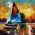 Sailing by Leonid Afremov