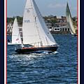 Sailing Newport by Tom Prendergast
