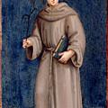 Saint Anthony Of Padua by Raphael