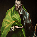 Saint James The Greater by El Greco