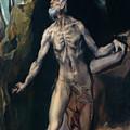 Saint Jerome by El Greco