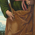Saint Joseph by PixBreak Art