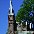 Saint Peter's Roman Catholic Church In Harpers Ferry by Raymond Salani III