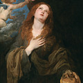 Saint Rosalie by Anthony van Dyck