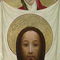 Saint Veronica With The Sudarium by PixBreak Art
