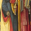 Saints Peter And Jerome by PixBreak Art