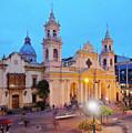 Salta, Argentina by Karol Kozlowski