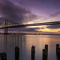 San Francisco Bay Bridge by Javier Flores