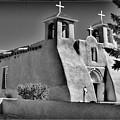 San Francisco De Asis Mission Church by David Patterson