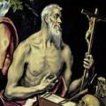San Jeronimo by El Greco