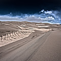 Sand Dunes Of Colorado by Ursa Davis