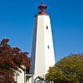 Sandy Hook Lighthouse by John Greim