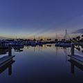 Sanford Marina Sunrise by John Zawacki