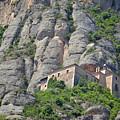 Santa Cova Monserratt Spain by Brian Fornear
