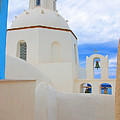 Santorini Church Dome by Rich Walter