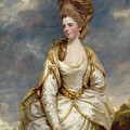 Sarah Campbell by Joshua Reynolds