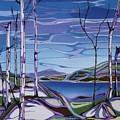 Sardi Lake by Pat Purdy