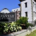 Savannah Law School by Jeramey Lende