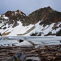 Sawtooth Lake by Dan Dixon